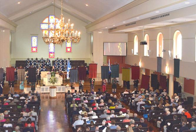 first presbyterian church marietta congregation